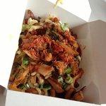 kimchi fries!