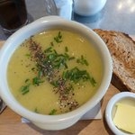 Delicious Leek and Potato Soup