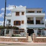 Cala Marsal Cafe