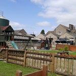 King William IV Beer Garden