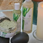Products used at Waterstone Spa