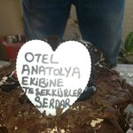Anatolia Otel Ekibine Özel...