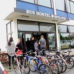 Bus Hostel Reykjavik Foto