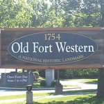 Old Fort Western Image