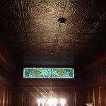 Detail in the ceilings