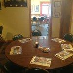 Scaturo's dining room