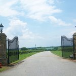 Entrance to Vineyard