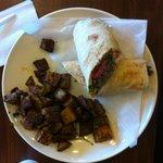 Beef Shawarma and Potatoes
