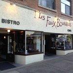 Les Faux Bourgeois Bistro & Cafe