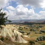 Hike in Mustafa Pasa