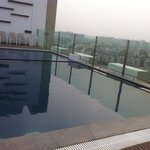 Pool At the Top Floor!