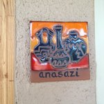 Anasazi room tile