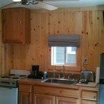 kitchen cabin 4