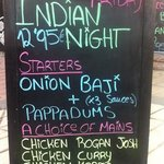 indian nite every friday