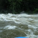 Real whitewater at 10+ft above normal, best trip ever