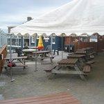 Sheltered Area