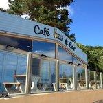 the café and bar