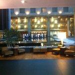 Hotel atrium / restaurant