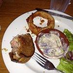 Great Ruben burger!