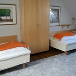 Twin-bed room 203