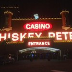 Whiskey Pete's - an oasis after a long drive