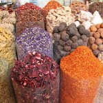 dried herbs,fruits, flowers