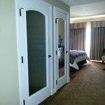 Bathroom Door and Closet Door