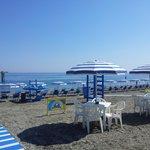Beach Lido Calimero