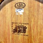 Becker Vineyards - Getting Oaked