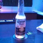 Corona from the lounge