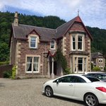 Tulipan Lodge, Callander