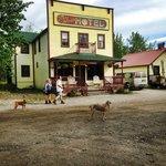 Mamma Johnson's Hotel McCarthy, Alaska