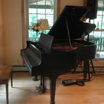 Elegant Baby Grand available in our Event Space/Chapel