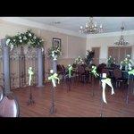 Banquet Room. Mi Casa restaurant