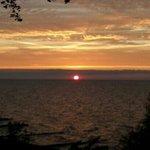 Sunset on Lake Erie