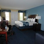 Bar Harbor Manor Hotel Room