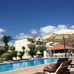 GK hotel Crete