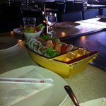 sushis at Soto Grande Prairie