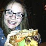 Barnyard burger!