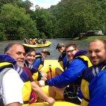 Fun Rafting Trip