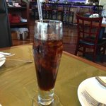 Soda (with lots of ice)