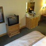 Foto de Flat Creek Inn & Suites