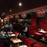 Rouge Bar!!! los ambientes
