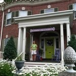 Columbian, A Bed and Breakfast Inn-billede