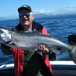 Bob's First Chinook On Day 2