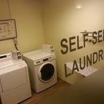 Self Service Laundrette 2