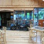 Communal lounge/dining