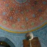 one of the outer rooms of Topkapi Palace