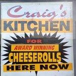 Award Winning Cheeserolls