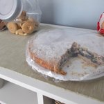 torta casalinga a colazione